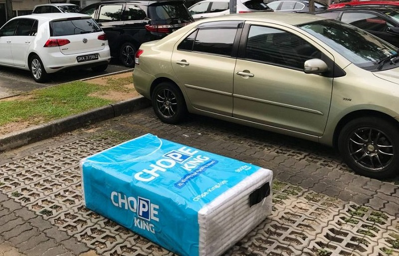 20180329-tissue chope parking.jpg