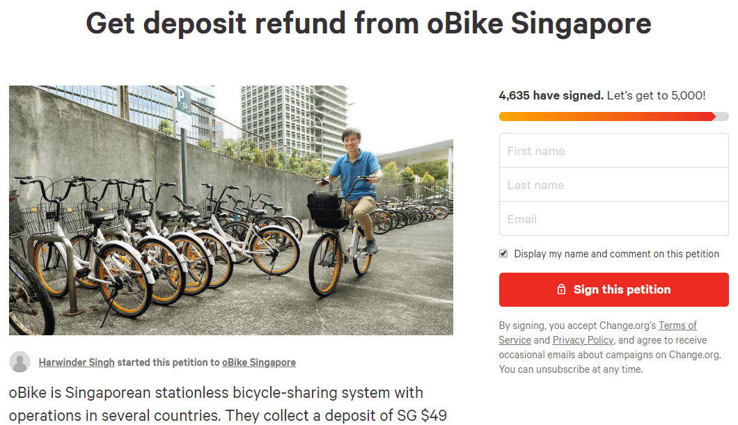 Change.org - Get refund from oBike.png