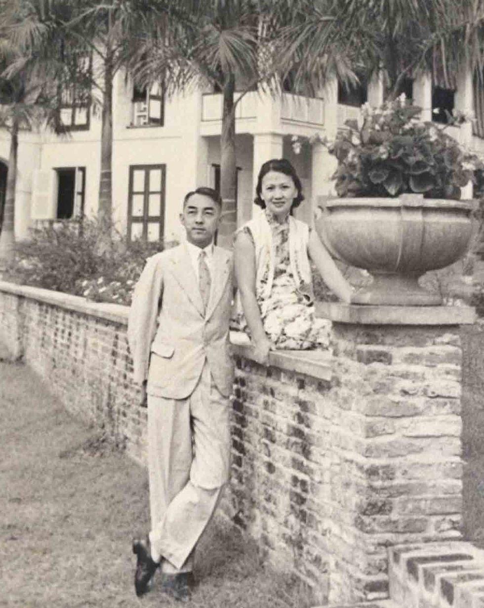 Margaret Kwan and Husband.jpg