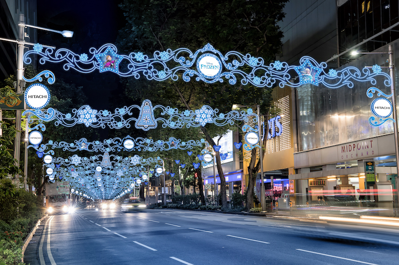 Disney Christmas Orchard Road 2018 7.jpg