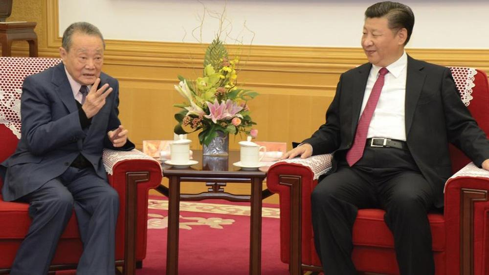 robertkwok and Xijinping.jpg