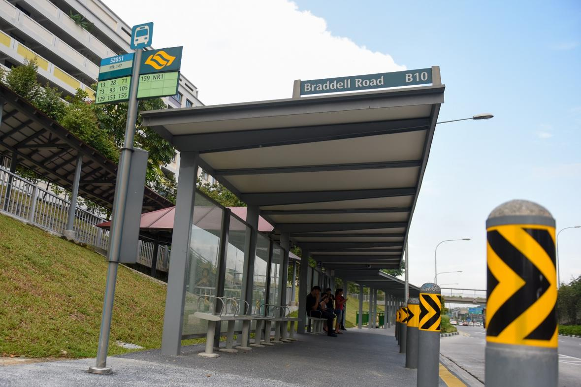 LTA新加坡陆交局回应巴士长凳价值1500元