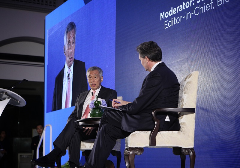 LHL and John Micklethwait.jpg