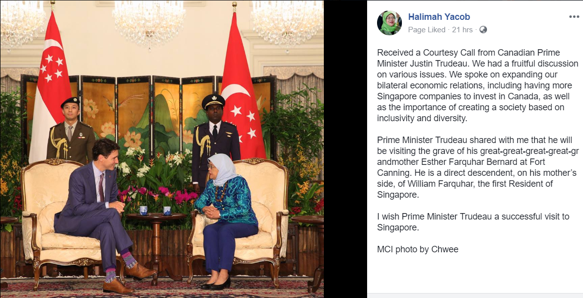20181116-Justin Trudeau and Halimah.png