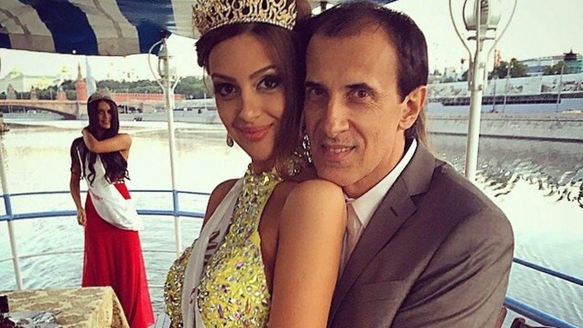马国元首莫哈末五世迎娶小24岁前莫斯科选美皇后