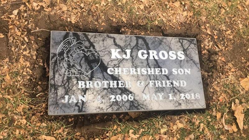 20181213-Headstone for KJ Gross.jpg