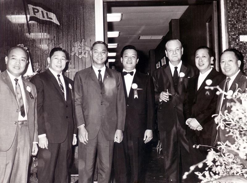 1967 Opening of PIL - PIL Directors & guests.jpg