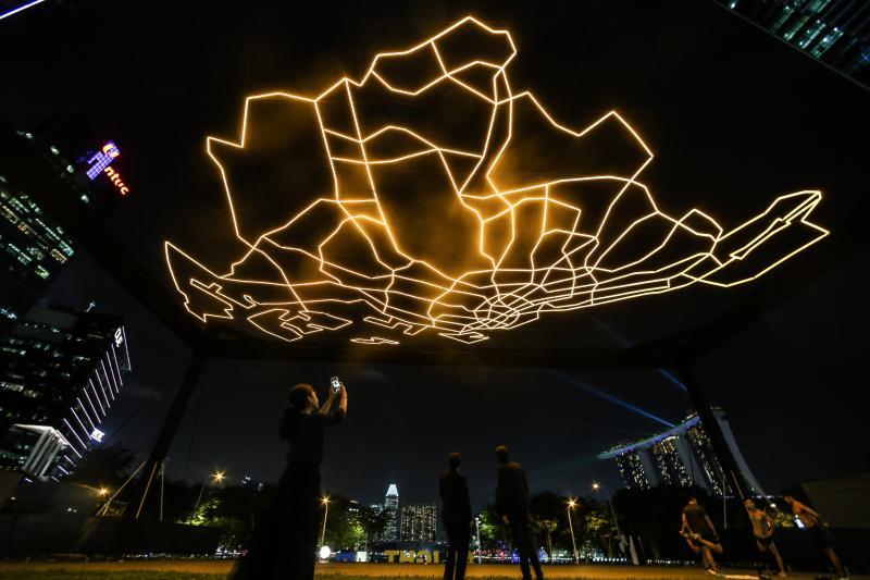 City Gazing Singapore