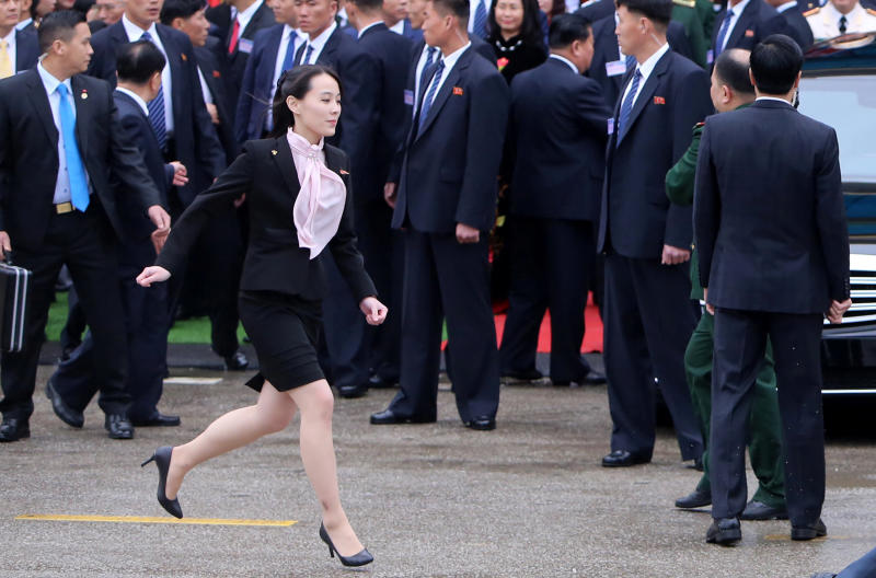 Kim Yo Jong reuters.jpg