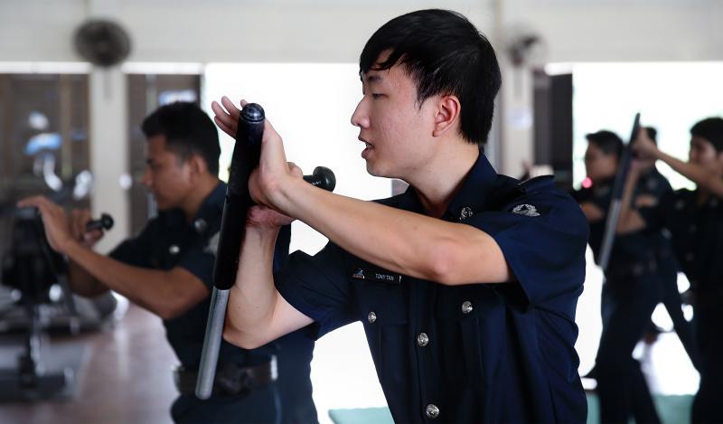 20190308-Taiwan Auxiliary Police Training.jpg