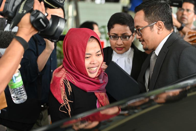 越南籍女被也会获释吗?