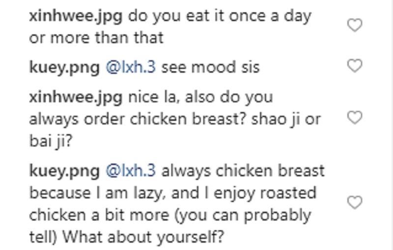 猜猜他能吃鸡饭多少年?
