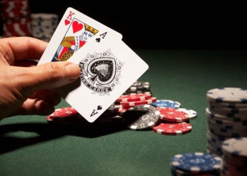 和赌博说不。