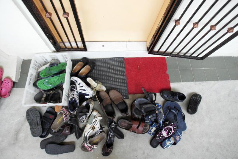 拖鞋文化应该去申遗。