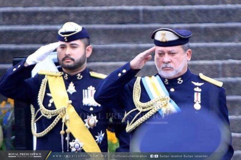 20190424-Johor Sultan and Crown Prince.jpg