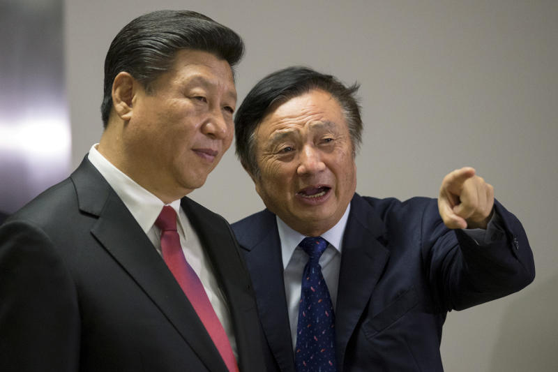 20190603 renzhengfei and XJP reuters.jpg