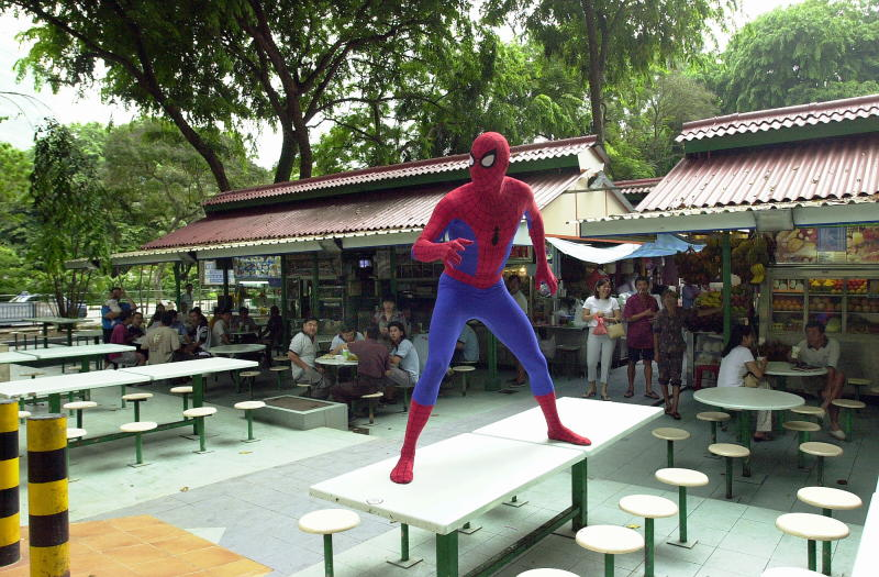 20190826-Spiderman in Newton.jpg
