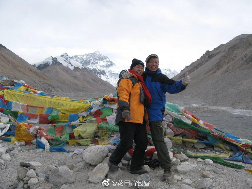 西藏珠穆朗玛峰大本营 .jpg