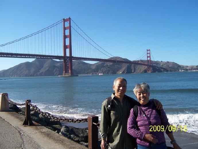 2009年北美游第一站旧金山,自驾到黄石公园.jpg