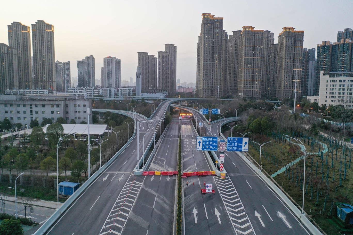 武汉 湖北 AFP 160320.jpg