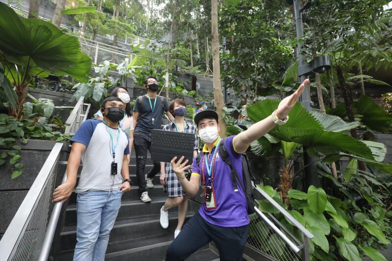 重新探索新加坡