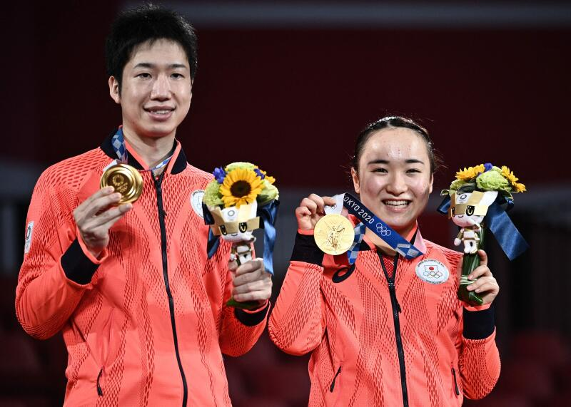 20210729 - Jun Mizutani & Mima Ito (AFP).jpg