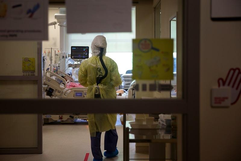 黄廷方医院加护病房