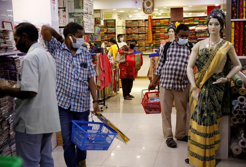 小印度的印度籍客工
