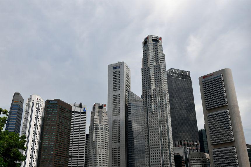 新加坡CBD