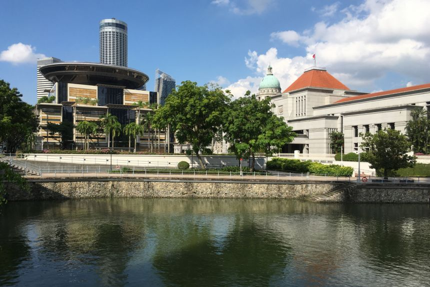新加坡高等法院与国会
