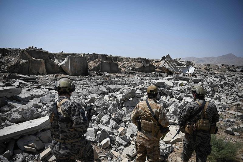 美国中央情报局阿富汗基地