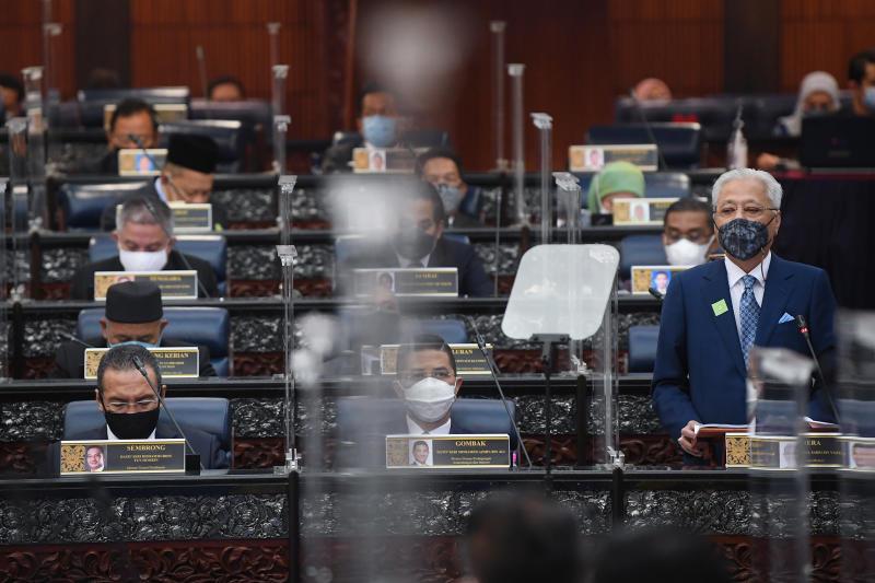 马来西亚首相依斯迈沙比里提出第12大马计划