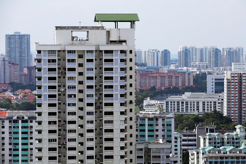 新加坡政府组屋区