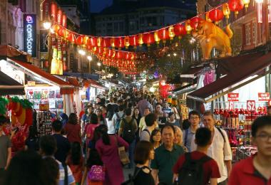 Chinatown CNY Market