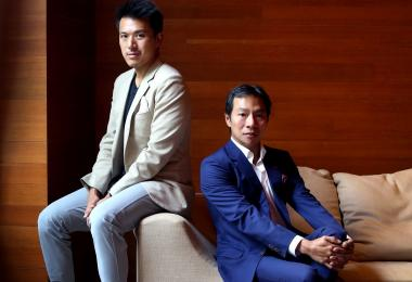 Terence and Nelson Loh