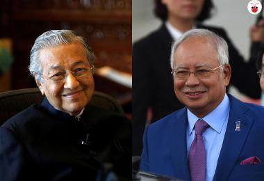Mahathir & Najib