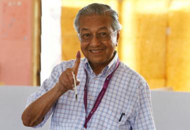 mahathir votes