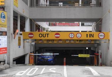 新加坡国会议员优惠停车