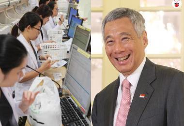李显龙总理的配药记录被黑客窃走。
