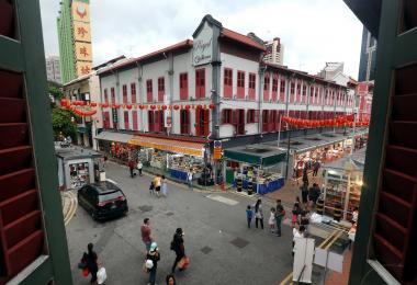 Chinatown overview