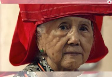 新加坡红头巾胡润心婆婆
