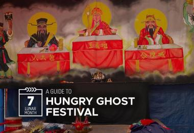 A guide to hungry ghost festival