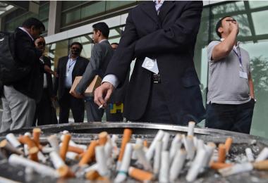Smokers and Second hand smoke