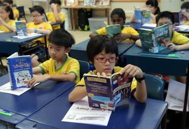 新加坡教育部取消小一小二考试