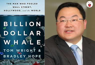 刘特佐的名字现在已经闻名世界,也让追踪报道此案的《华尔街日报》记者汤姆莱特(Tom Wright)与布拉利霍普(Bradley Hope)合着的新书《鲸吞亿万》一推出就轰动全球。