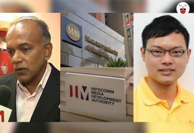 新加坡政府要求States Times Review删除有关一马案件假新闻
