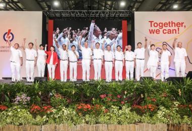 人民行动党新一届中央执行委员会