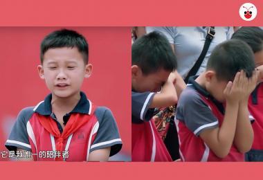 小男生对父母控诉:手机才是你们亲儿子!手机才是我爸妈!
