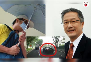 新加坡国立大学地理学系教授杨伟聪(Henry Yeung Wai Chung,50岁)今早法庭承认危险驾驶,危害其他公路使用者安全,被判罚款5000元和吊销各级驾照13个月。