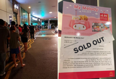Hello Kitty,My Melody,McDonald,